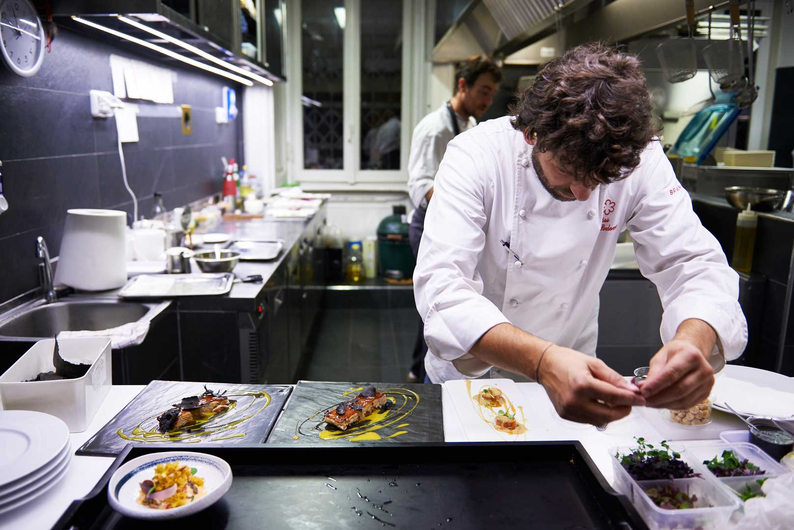 How to Survive a Michelin Star Kitchen